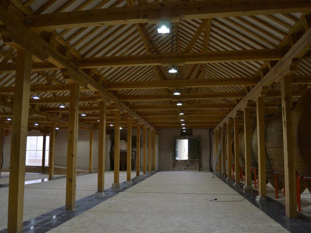 Madera Pino Soria Project Noblejas